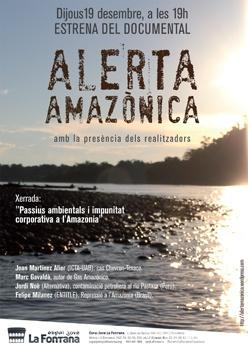 Alerta Amazónica – Pueblos acorralados por el gas